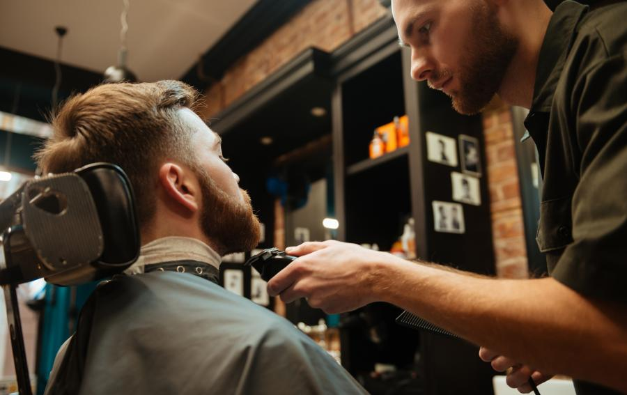 The average cost for a men haircut in the United States 5
