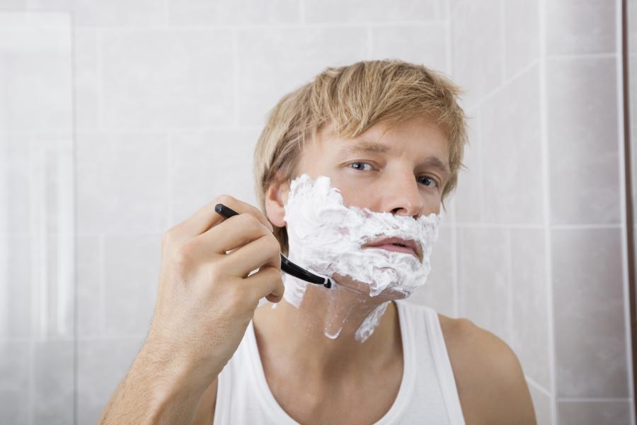 Wet shaving: How do I check if I am doing it correctly? 1