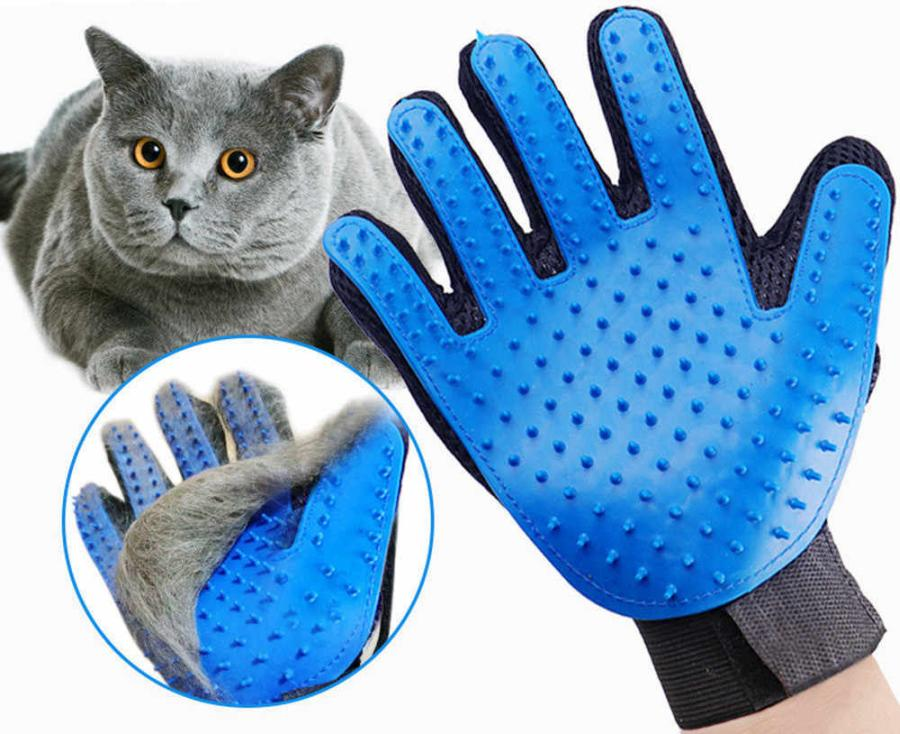 What to Consider When Choosing Cat Grooming Gloves 1